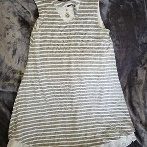 Girl's Size 10 Sleeveless Dress